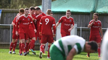 Wisbech Town completed their UCL Premier Division double over Newport Pagnell Town with a 3-2 win at