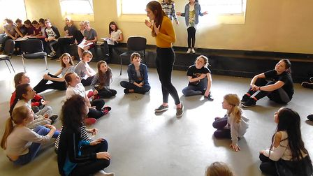 Angles Theatres Youth RATz group to perform Peter Pan: A Musical Adventure in April