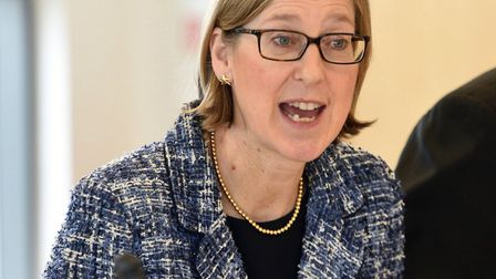 MP Sarah Newton – the minister for vulnerability, safeguarding and countering extremism –was the pri