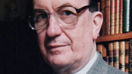 Brian Payne JP, an archivist, historian and community volunteer who was well-known in Wisbech and Fe