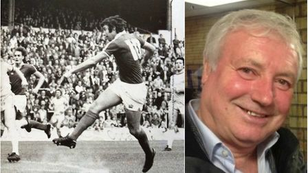 Former Wisbech Town director Colin Garwood has been inducted into the Portsmouth Hall of Fame for sc