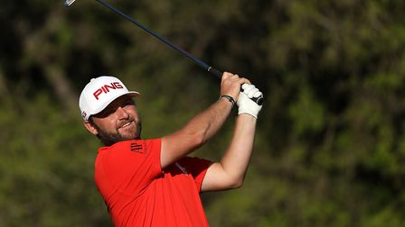 Andy Sullivan will represent England in the GolfSixes tournament at Centurion Club in St Albans (Pho