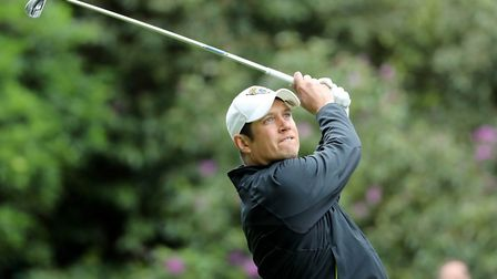 Vernon Kaye will co-host the GolfSixes tournament at The Cenurion Golf Club in St Albans (Photo by D