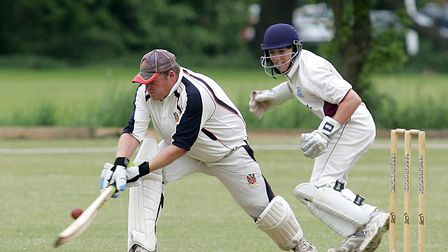 Wisbech captain Gary Freear cracked 190 in his side's victory over Nassington last Saturday.