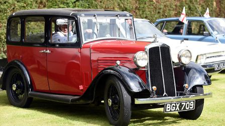 Elgoods' Craft, Plants and Classic Car Show took place on May 7. PHOTO: Ian Carter