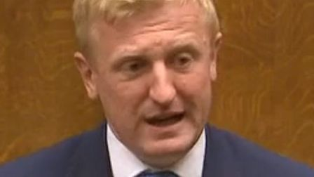 Potters Bar's MP Oliver Dowden