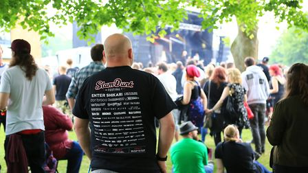 Slam Dunk Festival South 2017 in Hatfield [Picture: Kevin Richards]