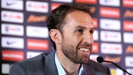 England manager Gareth Southgate has congratulated AFC Walpole on its funding success. Picture: TIM