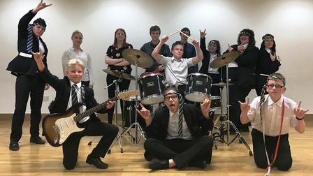 Thomas Clarkson Academy in Wisbech set to become the 'School of Rock'