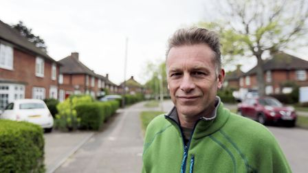The British Garden: Life and Death on Your Lawn with Chris Packham [Picture: BBC/Windfall Films]