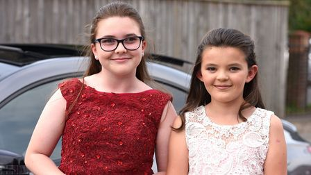 Beaupre School Outwell prom. PHOTO: Ian Carter.