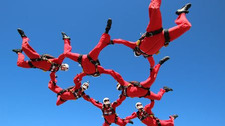 The Red Devils are confirmed to jump in on this year's Battle Proms at Hatfield House