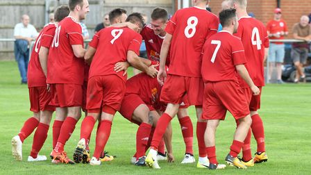 Wisbech Town brought the curtain up on their UCL Premier Division campaign with a 2-1 win over Welli