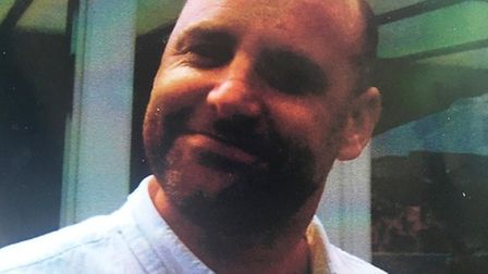 Colin Fisk, 43, who died in a crash on the A140. Picture: FISK FAMILY