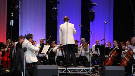 The Great British Prom 2017: The National Symphony Orchestra.