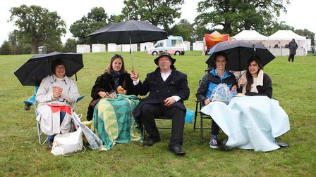 The Great British Prom 2017: The Webb family enjoy the concert at Knebworth
