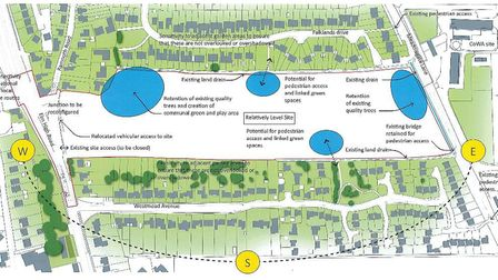 139 homes proposed on former College of West Anglia site, Wisbech