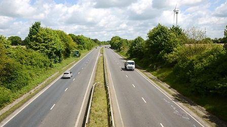 Motorists who use the A47 are being reminded that major work to repair bridges at a Kings Lynn junct