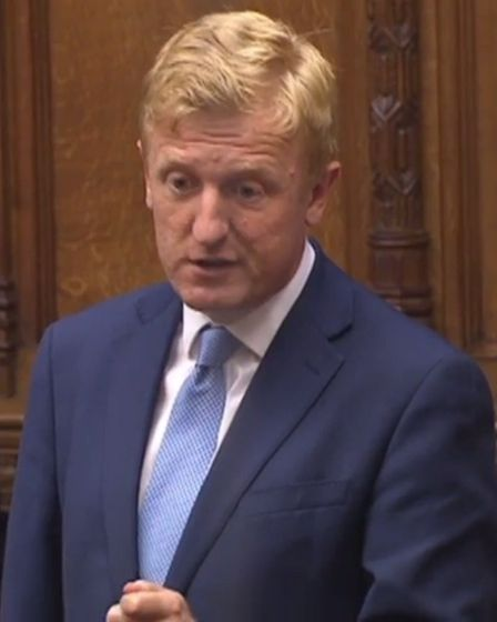 MP Oliver Dowden
