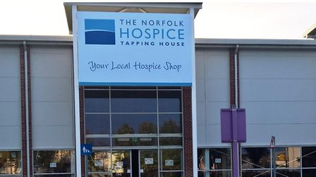 The Norfolk Hospice to open a Your Local Hospice Shop in Wisbech on October 27.