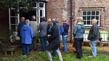 Hundreds attend public viewing of historic Ely House in Wisbech