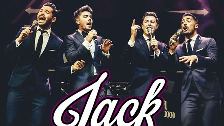 Swing singers Jack Pack will be appearing at the Gordon Craig Theatre in Stevenage [Picture: Tommy R