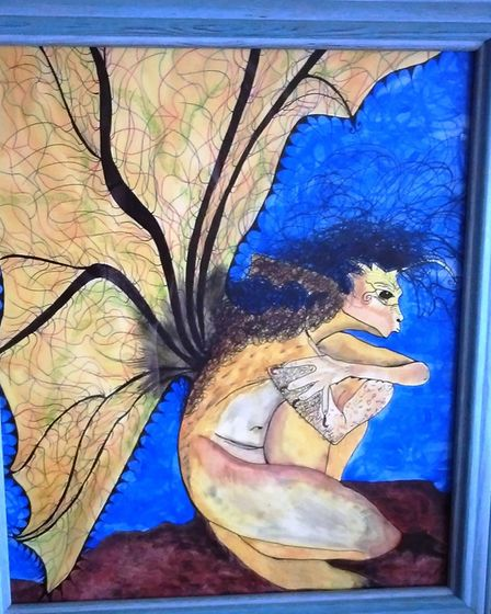 Annie Appleby exhibition at Octavia View, Wisbech, until the end of November