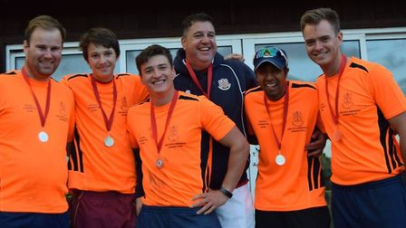 The Social Committee team at the Adie Peck Memorial Summer Sixes.