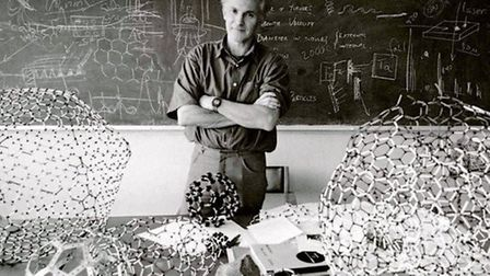 Sir Harry Kroto was the inspiration for a programme set up to challenge higher ability students at T