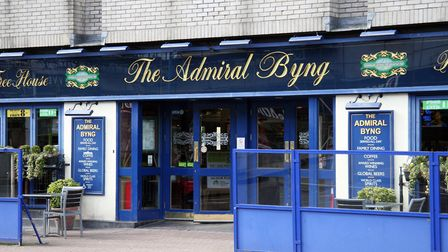 The Admiral Byng