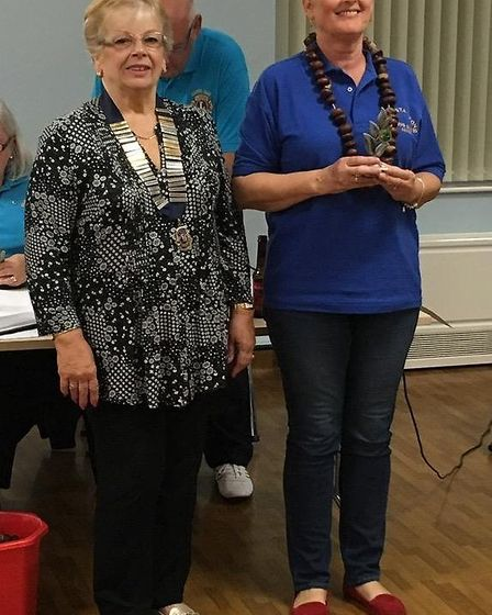 Wisbech Lions Club conker championship