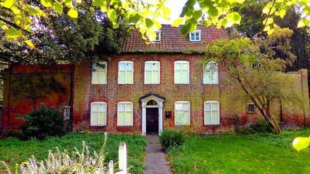 Ely House in Wisbech Cambridgeshire is often proclaimed locally to be THE oldest, if not one of the