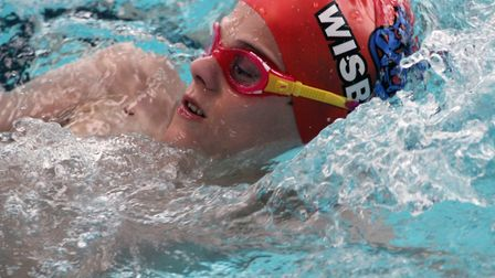 Wisbech swimmers finished fifth in the opening round of the National Arena League.