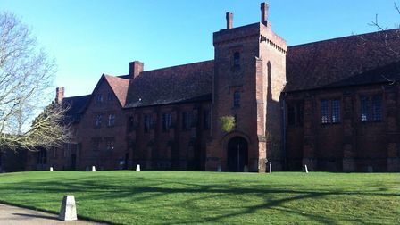 The Old Palace at Hatfield House [Picture: Alan Davies]