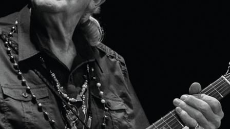 John Mayall will perform at The Alban Arena in St Albans [Picture: Cristina Arrigoni]