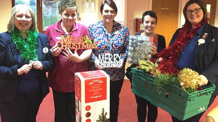 Christmas comes early at Orchard House care home in Wisbech - thanks to festive donation from Tesco