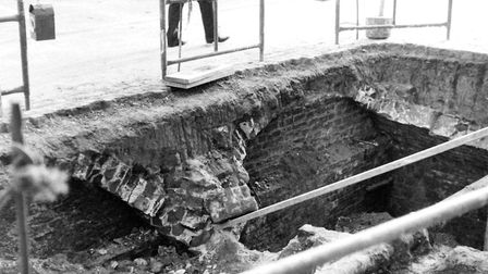 Andy Ketley will give an illustrated talk on Wisbech's underground tunnel system at the next Fenland