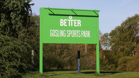 Gosling Sports Park. Picture: Danny Loo