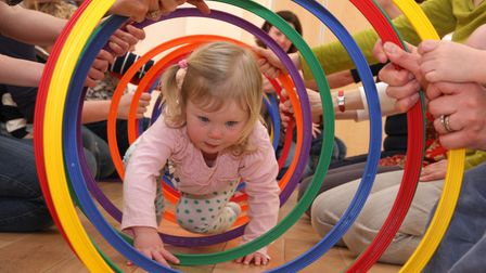 Baby College classes will be available in Welwyn Garden City, St Albans and Harpenden. Photo: Heathe