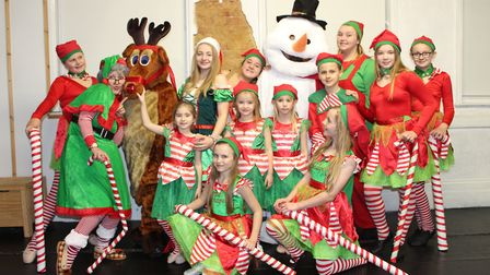 Nine Lives Theatre Company will perform their Christmas production 'A Very Merry Christmas Show' at