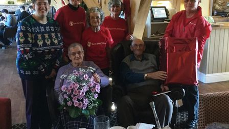 Michael Killingback has retired from the Wisbech branch of Save The Children after almost 40 years o