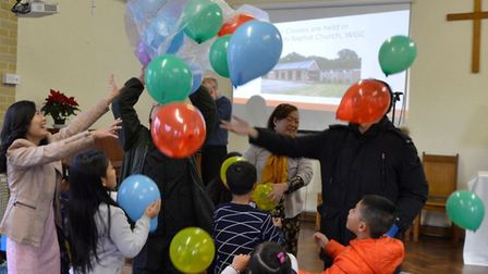 The Welwyn Garden City Language and Tuition Centre held a grand opening. Picture: Supplied by the c