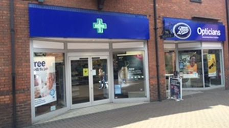 Boots branch in Horsefair, Wisbech: The store has been given permission for internal shutters to pro