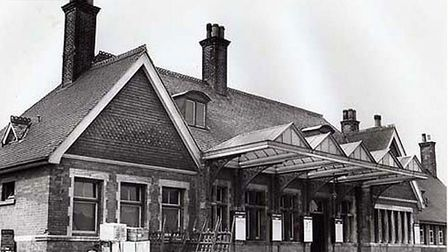 Wisbech Station: In June 1967 EDP correspondent 'D.B.' tried to rally townsfolk to fight to keep pas