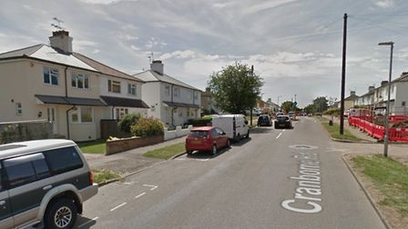 Cranborne Road in Potters Bar. Picture: Google Street View.