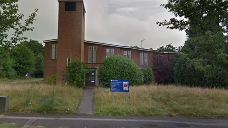 All Saints Church in Hall Grove, Welwyn Garden City. Picture: Google Street View