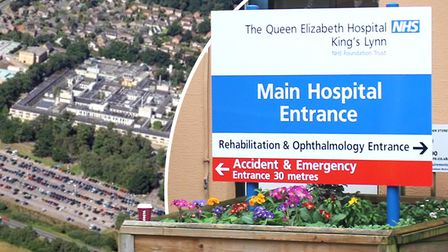 The NHS are urging patients at The Queen Elizabeth Hospital to still attend hospital appointments de