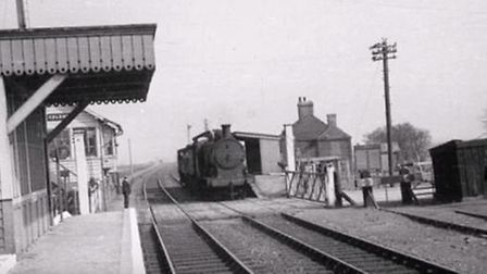 The Bramley Line: Extract from YouTube video as part of a Rediscovering Lost Railways collection.