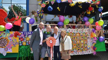 A day of festivities with Cranborne Primary School. Picture: Supplied by Cranborne Primary School