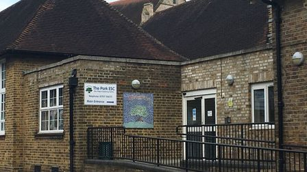 The Park Education Support Centre in Potters Bar. Picture: Chris Flanagan
